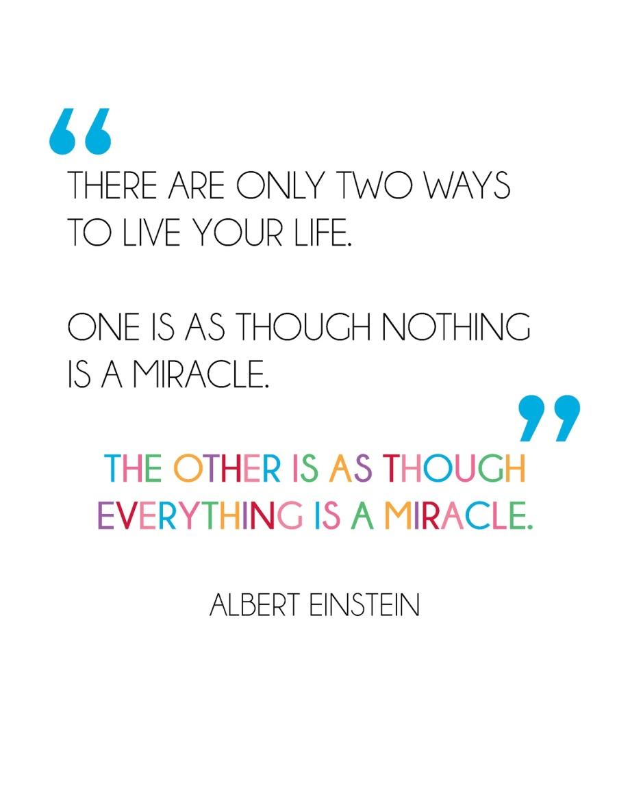 Einstein Quote - Freebie 12-21-12